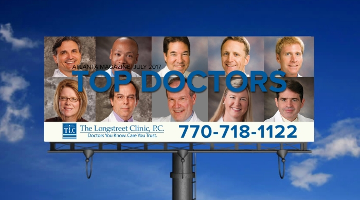 TLC Top Docs billboard